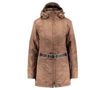 """Damen Jacke """"Zermatt Parka ZERP-46"""", nougat"""