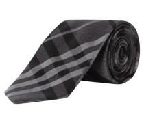 "Herren Krawatte ""Manston"", grau"
