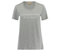 "Damen T-Shirt ""Mera"", hellgrau mel."