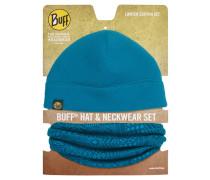 Mütze und Schlauchschal Polar Combo Buff Denver - Limited Edition, Blau