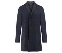 Herren Mantel, Blau