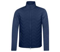 Herren Jacke Linard Midlayer Jacket, Blau