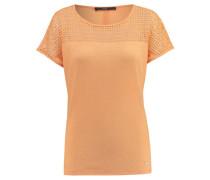 """Damen Leinen-Shirt """"Cloe"""" Kurzarm, melba"""