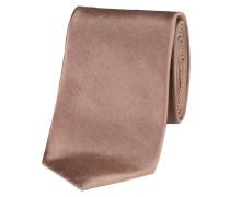 Herren Krawatte aus Seide schmal 6 cm