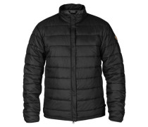 Herren Thermojacke / Isolationsjacke Keb Padded Jacket, Schwarz