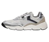 Damen Sneakers Space, Silber