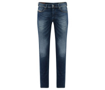 Herren Jeans Tepphar 84HV Skinny Fit, Blau