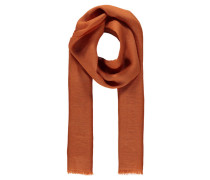 Damen Schal Cinetta, Orange