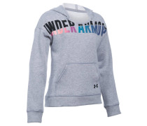 Girls Sweatshirt mit Kapuze Fleece-Hoodie UA Favorite
