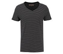 Herren T-Shirt, anthrazit