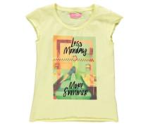 Mädchen T-Shirt, Gelb
