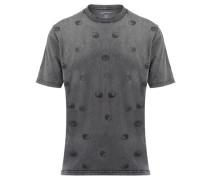"Herren T-Shirt ""Eye Ching Tee"", grau"