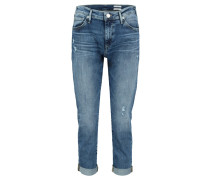 """Jeans """"New Liv"""" Relaxed Fit 7/8-Länge"""
