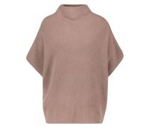 Pullover Kurzarm mit Wolle und Kaschmir