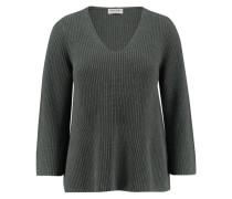 Damen Pullover, khaki