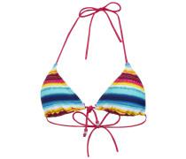Damen Bikini Oberteil Triangle Padded Gr. 38404442