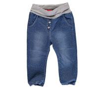 Mädchen Baby-Jeans, blue