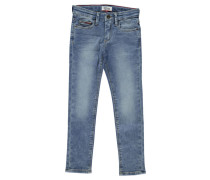 Jungen Jeans Scanton Slim Fit, Blau