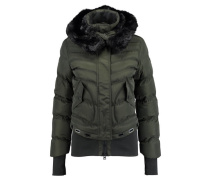 "Damen Jacke ""Queens"", oliv"
