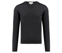Herren Pullover, schwarz