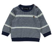 Jungen Baby-Pullover, Blau