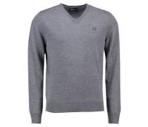 Herren Pullover K7210, Grau