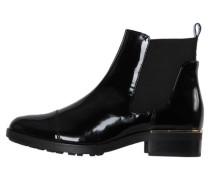 Damen Chelsea-Boots, schwarz