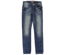 Mädchen Regular Jeans Verona, Blau