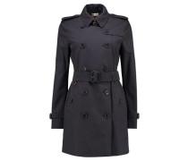 Damen Trenchcoat Kensington Mid, Blau