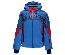 "Boys Ski- und Snowboardjacke ""Marvel Hero Jacket"", blau"