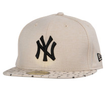 Herren Fitted Cap 59FIFTY MLB Micro Palm New York Yankees Cap