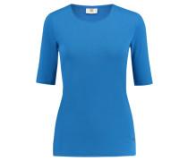 Damen T-Shirt, Blau