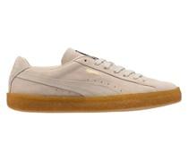 "Sneaker ""Suede Crepe"""