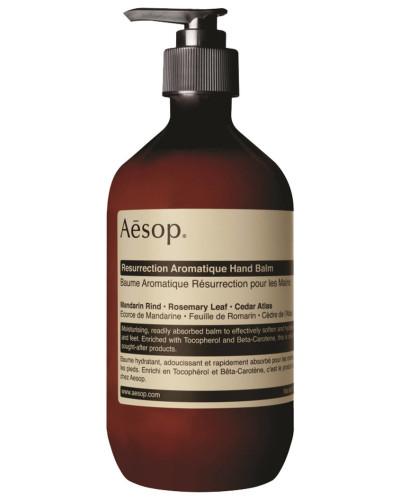 """entspr. 160 Euro / 1 Liter - Inhalt: 500 ml Handcreme """"Resurrection Aromatique Hand Balm"""""""