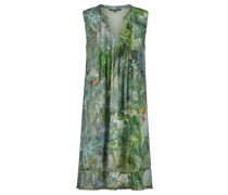 "Kleid ""Jungle allover linen"""