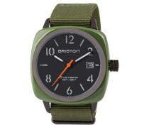 Herren Uhr Clubmaster, Grün