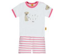 Mädchen Baby Set 2tlg., pink