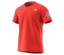Herren Laufshirt / Trainingsshirt Response Short Sleeve Tee Kurzarm, Orange