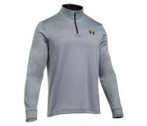 Herren Sweatshirt UA Storm Icon 1/4 Zip Gr. L
