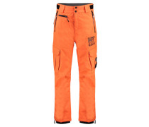 Herren Skihose / Snowboardhose Super SD Pant, Orange