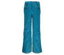 Girls Skihose Vixen Tailored Pant, Blau