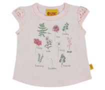 Mädchen Baby T-Shirt, Rosa