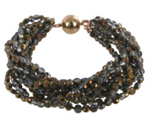 "Damen Armband ""Nbr300143"", braun"