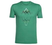 """Herren T-Shirt """"Tech Lite Short Sleeve Crewe"""", grün"""