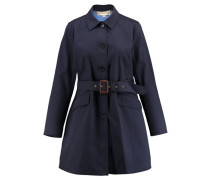 Damen Trenchcoat, Blau
