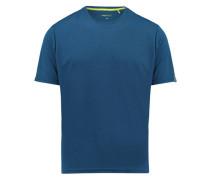 """Herren Bergsportshirt """"Wembley 13"""" Kurzarm, nachtblau"""