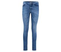 Damen Jeans Skinny Fit, blue