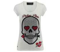 Damen T-Shirt Balinay Devon, Weiß