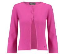 Damen Kaschmir-Cardigan, pink
