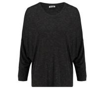 "Damen Shirt ""Oriama"" Dreiviertelarm, schwarz"